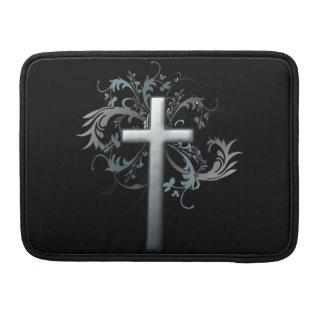 Christian Cross Sleeve For MacBook Pro