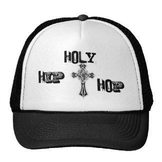 christian_cross_tattoo_designs, HOLY , HIP, HOP Trucker Hats