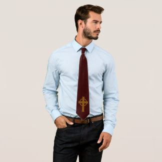 Christian Cross Tie