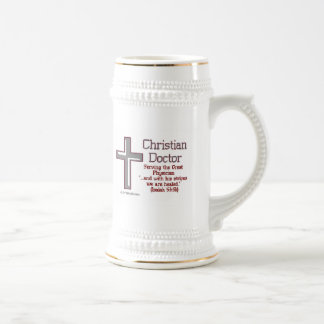 Christian Doctor Beer Steins