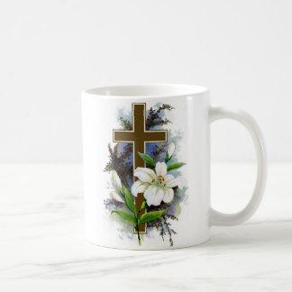 ~ Christian Easter Cross Mug~ Coffee Mug
