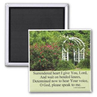 Christian Encouragement Magnet