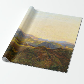 Christian Ernst Morgenstern From Hardanger Wrapping Paper