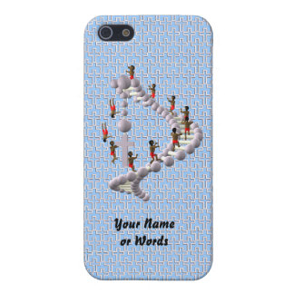 Christian Evolution iPhone 5/5S Covers