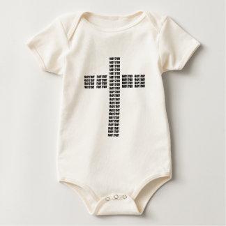 Christian fairy tale baby bodysuit