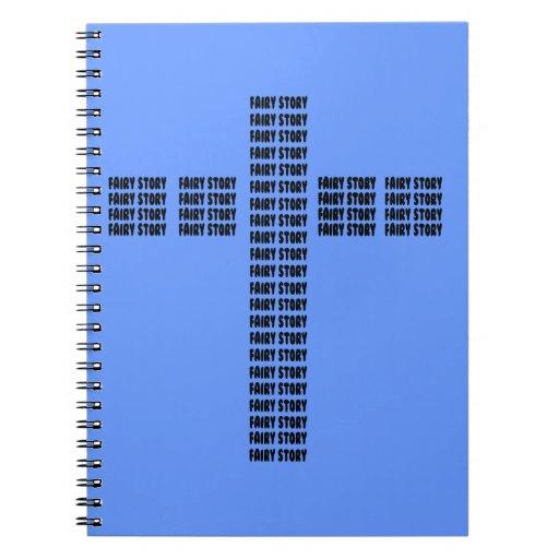 Christian fairy tale notebook