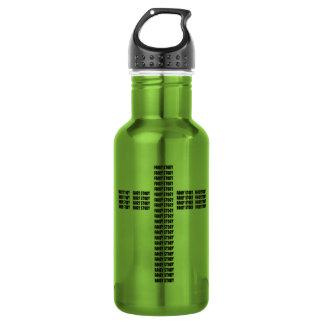 Christian fairy tale 532 ml water bottle