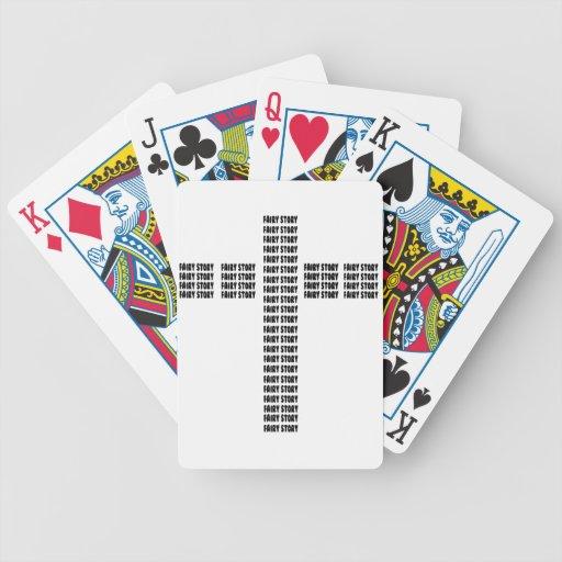Christian fairy tale card decks