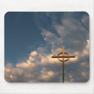 Christian Faith mousepad