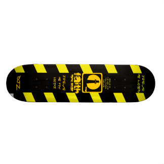 Christian Faith Skateboard
