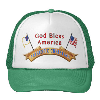Christian Fathers Day Gift Ideas, Patriotic Caps Cap