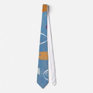 Christian Fish Art Tie