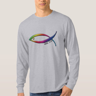 Christian Fish Symbol T-Shirt