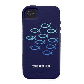 Christian Fish Symbols iPhone 4/4S Covers