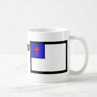 Christian Flag Coffee Mug