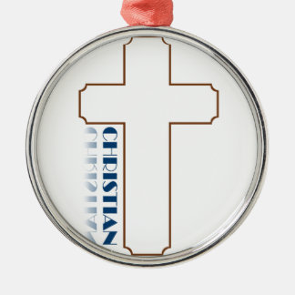 Christian Gifts Metal Ornament