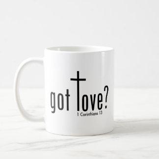 """Christian """"got love?"""" Mug"""