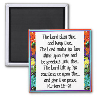 Christian Inspiration Bible Verse Magnet