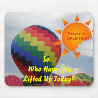 Christian Inspirational Accessories and Gifts Mouse Pad