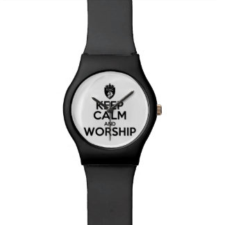 Christian KEEP CALM AND WORSHIP May28th Watch