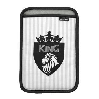 Christian King of Kings Lion iPad Mini Sleeve