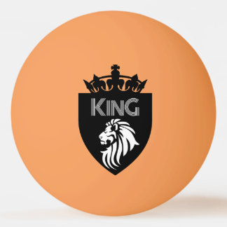 Christian King of Kings Lion Ping Pong Ball
