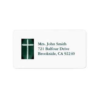 Christian Label Address Label