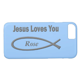 Christian Love iPhone 8/7 Case