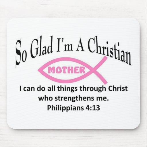 Christian Mother Mousepads