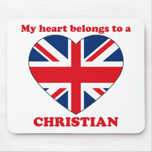Christian Mouse Pads