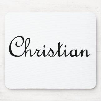Christian Mouse Pad