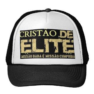 Christian of the elite cap