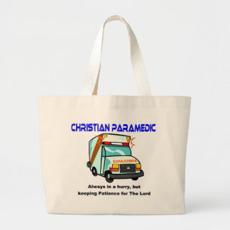 Christian Paramedic religious gift Bag