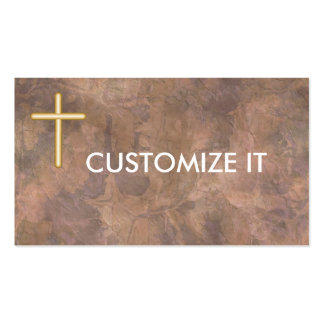 Christian Personal BUSINESS CARDS