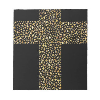 Christian product Cross Notepad
