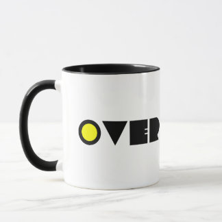 Christian Prophetic Spiritual Warfare OVERCOMER Mug