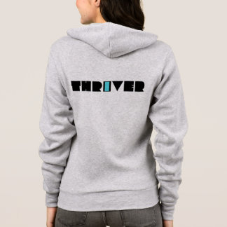 Christian Prophetic Spiritual Warfare THRIVER Hoodie