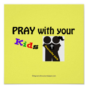 Christian Kids Posters & Photo Prints | Zazzle AU