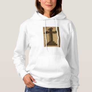 Christian religious cross, Iraq Hoodie