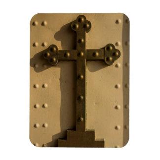 Christian religious cross, Iraq Magnet