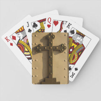 Christian religious cross, Iraq Playing Cards