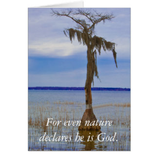 Christian Resurrection Sunday / Easter Card