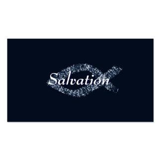 Christian Salvation Business Card