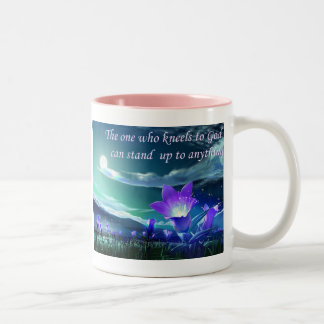 Christian Saying Mug
