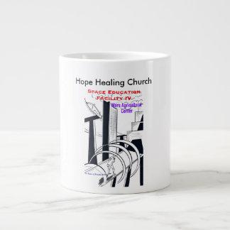 Christian Science Fiction Space Coffee Mug Cup