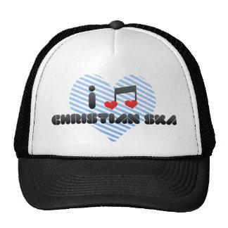Christian Ska Hat