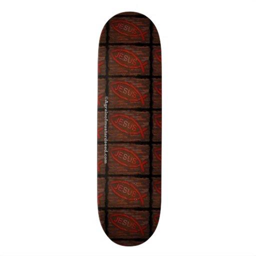 Christian Skate Decks