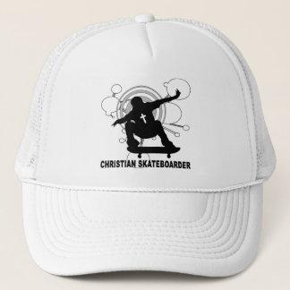 Christian Skateboarder Trucker Hat