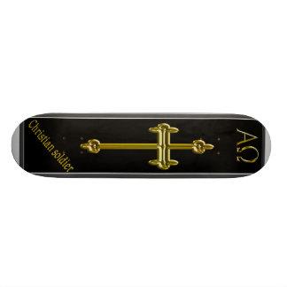 christian soldier skateboard