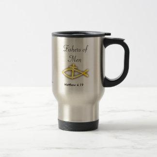 Christian Stainless Steel Travel Mug
